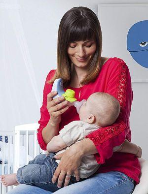 Baby inhaliert mit PARI BOY free